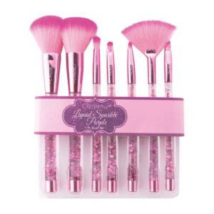 Beauty Creations – 7 Piece Pink Brush Set ()