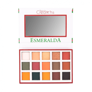 Beauty Creations – 15 Color Emerald Eyeshadow Palette ()