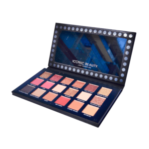 Iconic Beauty – Hollywood 18 Color Eyeshadow Palette ()
