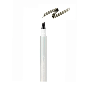 Iconic Beauty – Microbrow Tattoo Pen (Black Brown)